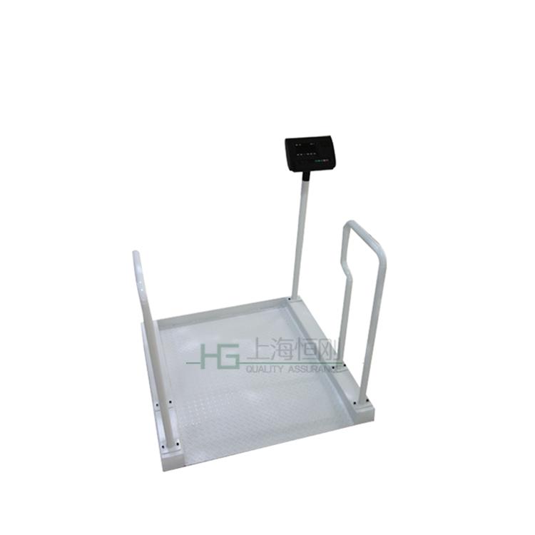 可连接电脑轮椅体重秤 带rs232接口医用