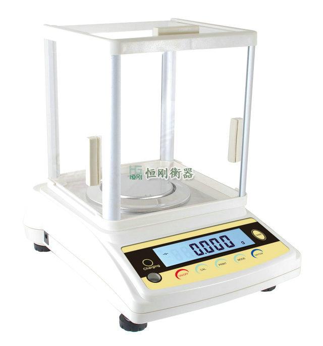 医疗行业万分位电子分析天平